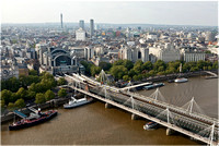 From the London Eye