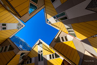 Cubic Houses Rotterdam