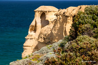 Face in the Rock - Great Ocean Road